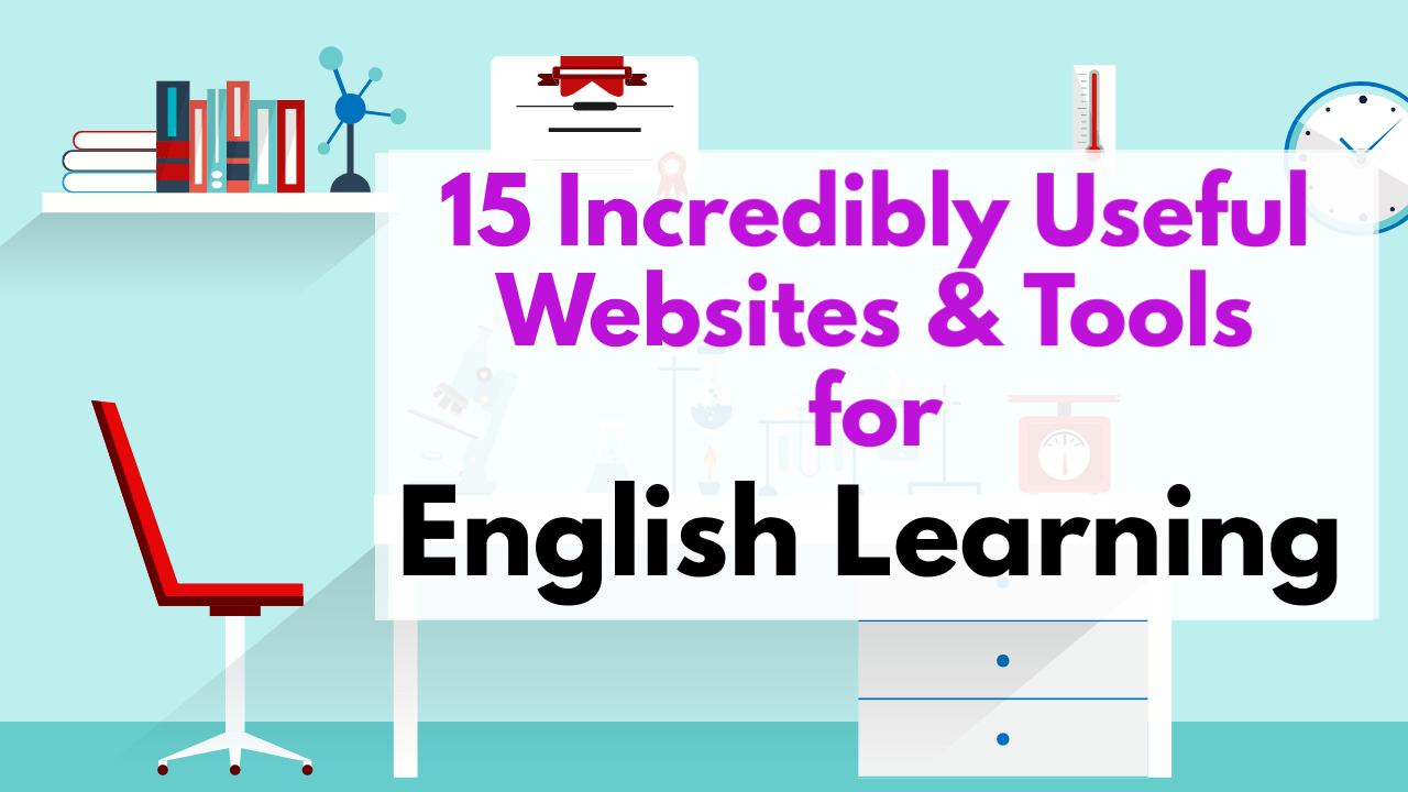 Best English Learning Websites