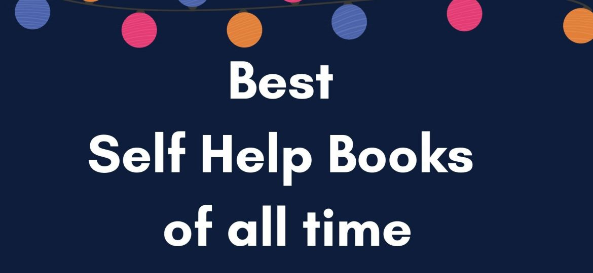 Best self help books of all time