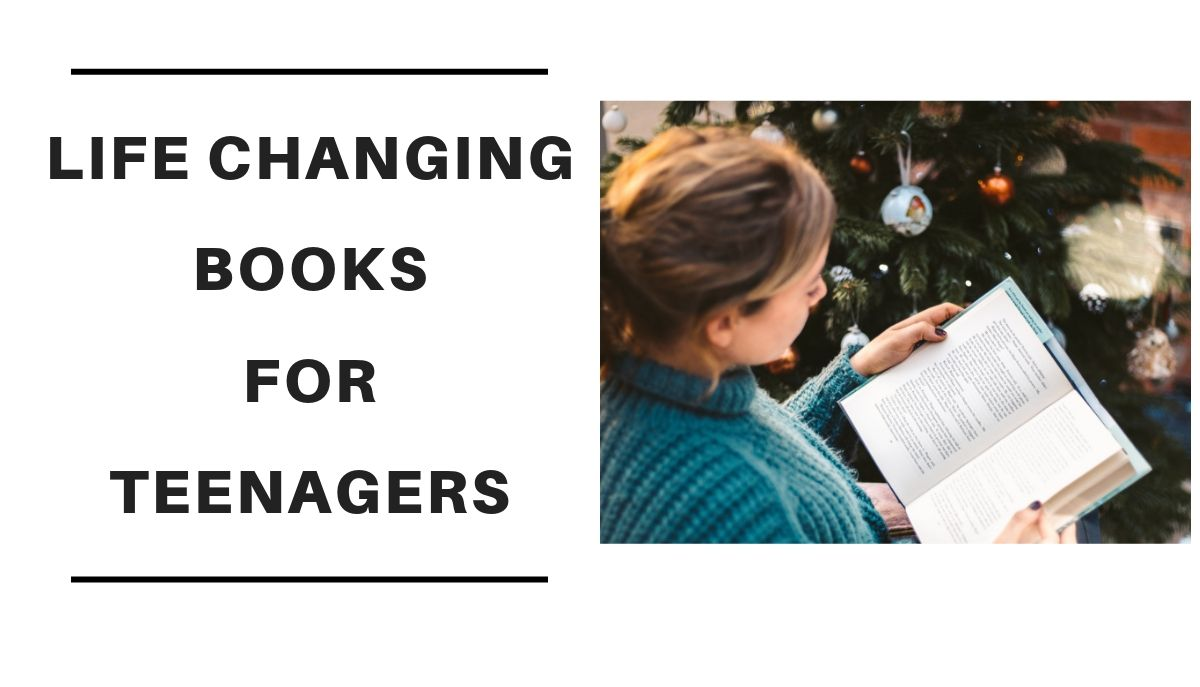 Life changing books & tools for Teenagers