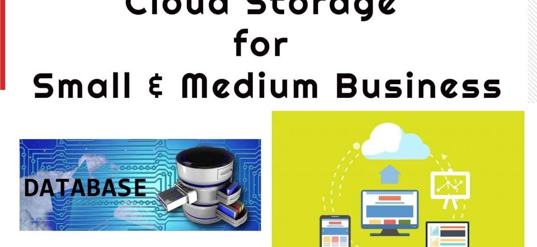 Enterprise Cloud Storage for small & medium business