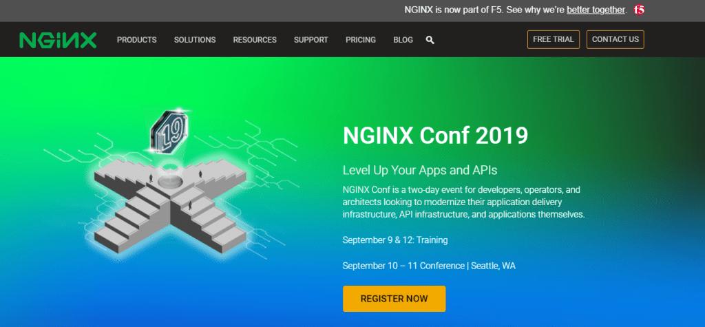 NGINX WEB ACCELERATOR & load balancer