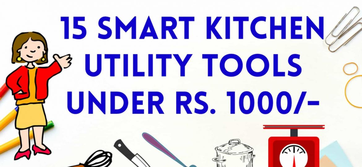 smart kitchen utility tools
