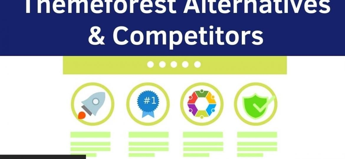 best themeforest alternative and competitors